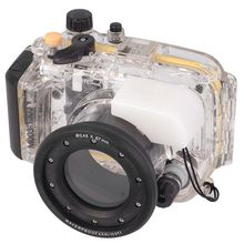 For sony RX100 RX100 I MI M1 DSC-RX100 40m 130ft Waterproof Underwater Housing camera Case Cover Bag