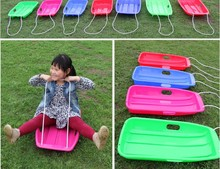 Thicken Skiing boat grass skiing snowboards sandboards grassboard adult children fun game