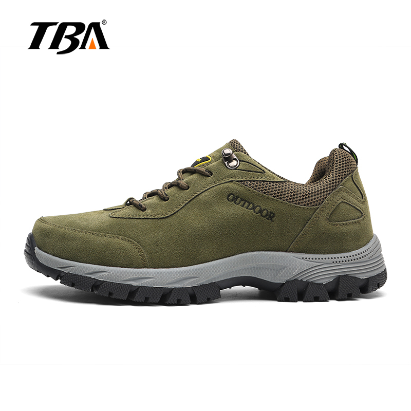 2018 TBA High Quality Hiking Shoes New Autumn Winter Outdoors Mens Sport Cool Trekking Mountain Climbing Hiking Boots Shoes<br>