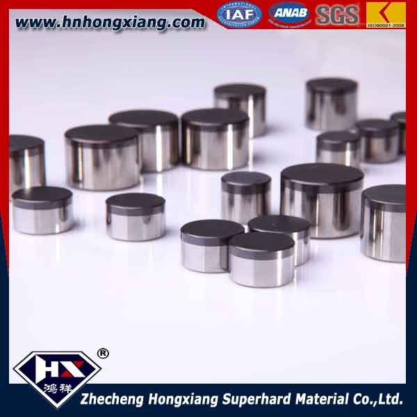 PDC cutters for water well black diamond dth hammer 1308-minimum order 200pcs(China (Mainland))