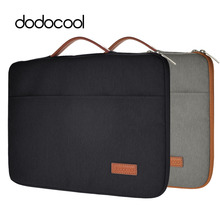"dodocool 13 Inch Laptop Bags Case Sleeve Notebook Case for Dell HP Asus Acer Lenovo Macbook Pro 13"" Soft Cover for MacBook Air(China)"