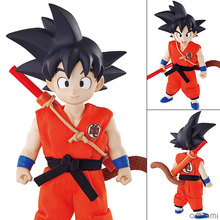 NEW 1pcs 10CM pvc anime figure Dragon ball MEGAHOUSE DOD Son Goku action figure collectible model toys brinquedos