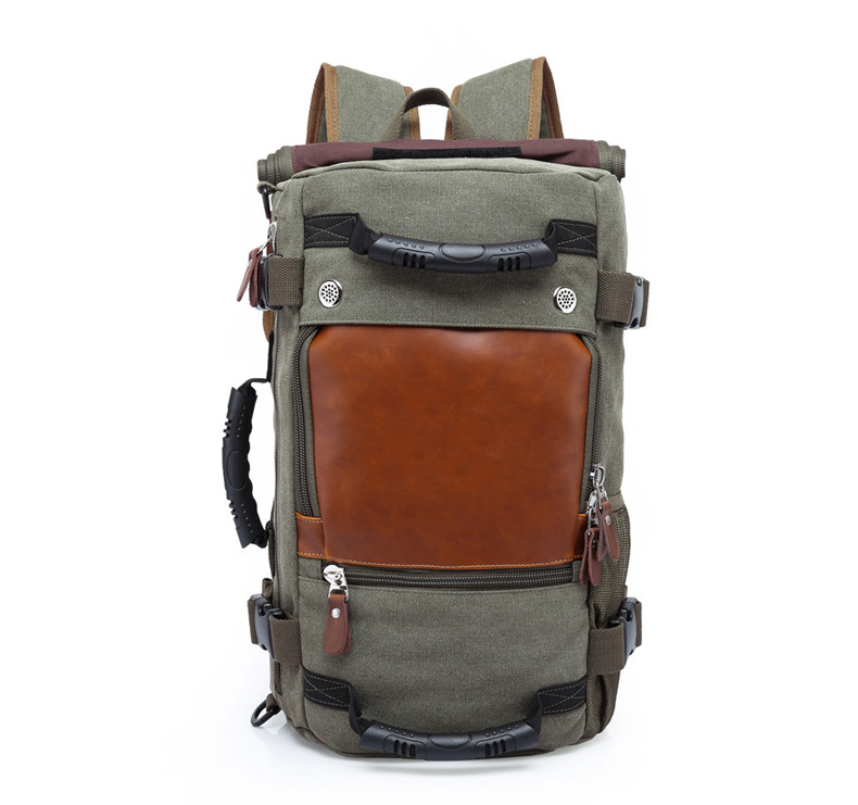 New Stylish Travel Large Capacity Backpack Male Luggage Shoulder Bag ... ff3a636a6e