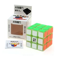 YongJun Speed Magic Cube Glow In The Dark Professional Magic Cube Puzzle Cubo Magico Fidget Cube Toys For Children Gifts(China)