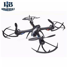 New YiZhan I8H Drone With 0.3MP HD WIFI FPV Camera RC Flying Quadcopter 2.4G 4CH 6-Axis 3D Flip Remote Control Helicopters(China)