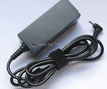 1pc AC adapter power replacement for Asus \ Samsung netbook dc 3.0x1.1mm  L-shaped connector 19V 2.1A . Free shipping