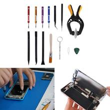 Buy Professional Mobile Phone Screen Opening Repair Tools Kit Screwdriver Plier Pry Disassemble Repairing Tools Set Hand Tool Sets for $7.57 in AliExpress store