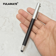 Buy FULAIKATE 2 1 Universal Touch Pen iPad Air Tablet PC Stylus iPhone X Touch Screen pen Samsung MEGA for $5.43 in AliExpress store