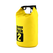 Outdoor Waterproof dry Bags Ultralight Camping Hiking Dry Organizers Drifting Kayaking Swimming Bags(China)