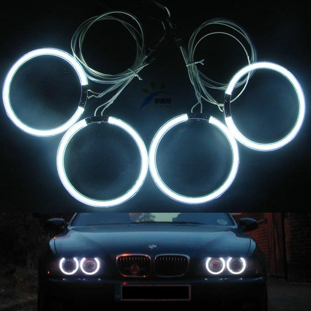 8000K Color Temperature Warm white ccfl  for Bmw E34 CCFL headlights angel eyes for BMW E30, E32,E34<br>