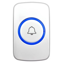 kerui F51 Wireless Doorbell Button for Welcome Doorbell SOS Button Panic Emergency Button for Home Security GSM Alarm System
