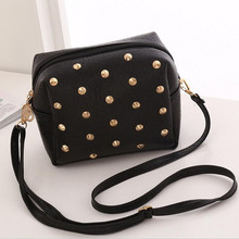 M579  Image Design Women Bag Character Rivet Babysbreath A Variety Of Colors Messenger Bags Small Size Girl Gift Wholesale