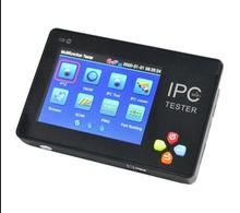 "IPC-1600 Portable Wrist 3.5"" Touch LCD Screen IP Analog Network Camera Tester PTZ Control"
