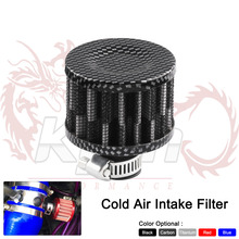 12MM ROUND MESHED AIR FILTER FIT OIL CRANKCASE TANK VALVE VENT/BREATHER 20 AF006-12MM(China)