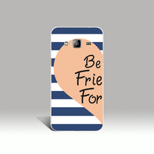 09066 BEST FRIENDS FOR EVER 1 cell phone case cover for Samsung Galaxy J1 ACE J5 2015 J7 N9150 2016