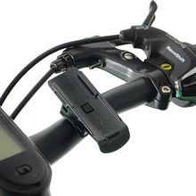 New Garmin Etrex10 Etrex20 Etrex30 ORERON550 GPSMAP62SC RINO650 Bike Navigator Support Base GPS Holder Bicycle Mount(China)