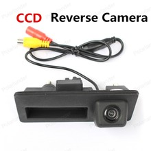 best selling CCD Backup reverse camera For Audi A4/Audi A4L/S5/Q5/A8L/09/10 Passat / Tiguan / RS6/12 Car Rear Camera