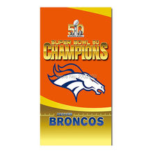 Denver Broncos Flag Super Bowl Champions 50 Fan Broncos Frank Tripucka John Elway Denver Broncos Banner Flag Hanging(China)