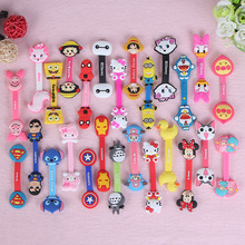 30pcs/lot Cartoon Cable Organizer Bobbin Winder Protector Wire Cord Management Marker Holder Cover For Earphone iPhone MP3 USB(China)