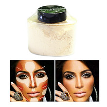 Hot Brand Banana Powder 42g/85g Luxury Powder Retail Banana Loose Foundation power ladies Brighten Concealer Makeup loose powder