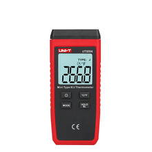 UNI-T UT320A UT320D Thermometer K/J Type Temperature Meter Mini Contact Type Thermocouple Thermometer(China)