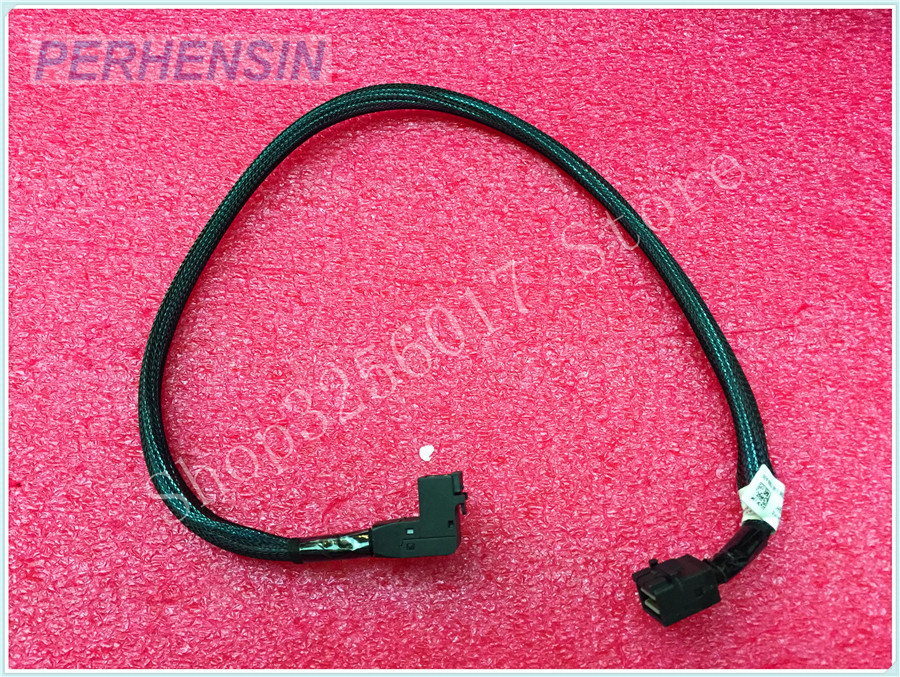 FOR DELL FOR POWEREDGE FOR SERVER R730xd 24B REAR BACKPLANE DATA CABLE 2X2.5 8KX9H SFF 08KX9H <br>