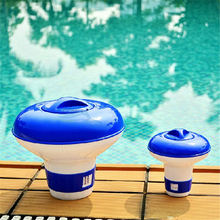 New 20g/200g Swimming Pool Dispenser Cleaning Device Kit Piscina Chemical Dispenser Pool Cleaner Swimming Pool & Accessories(China)