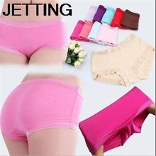 Buy 2017 hot sale Women's Menstrual Period Cosy Panties Ladies' Soft Briefs Seamless Knickers Women Panties