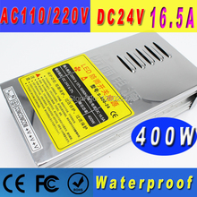 New Design 2015 24v Dc Universal Regulated waterproof  Switching Power Supply 400w for CCTV, Radio, Computer Project