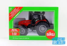 SIKU/1:32 Scale/Diecast Metal Model/Simulation toy :Massey Ferguson MF 828O Xtra Tractor/for children's gifts or collection(China)