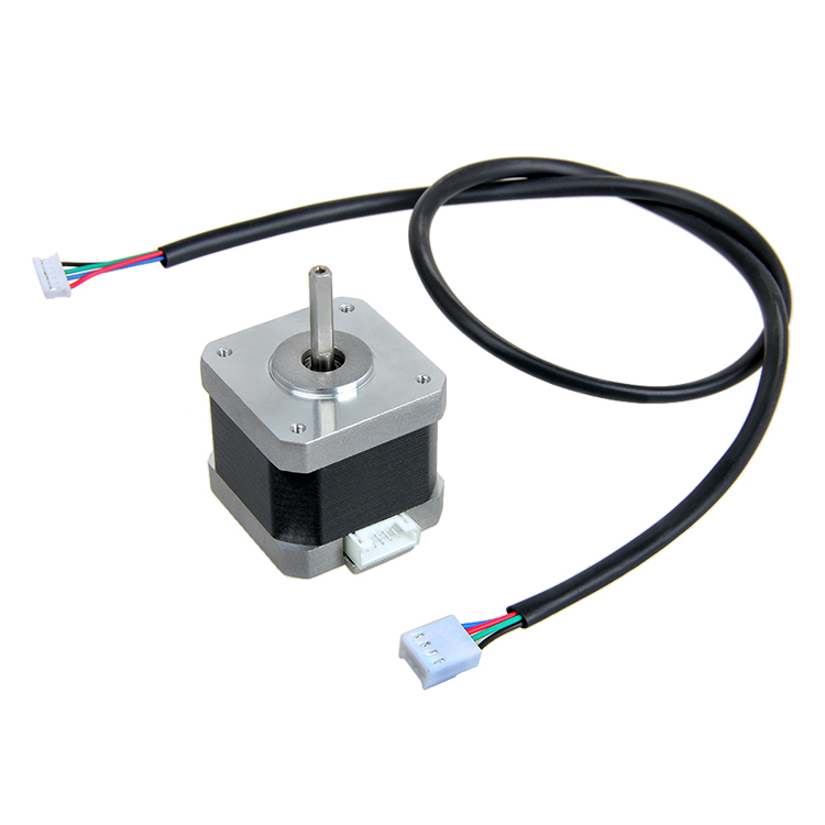 4-Lead Nema 17 Stepper Motor 42SHD0217-24B 1.5A Motor  for 3D Printer XYZ Axis<br><br>Aliexpress