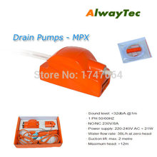 MPX Air conditioner water drain pump , air conditioner condensate pump(China)