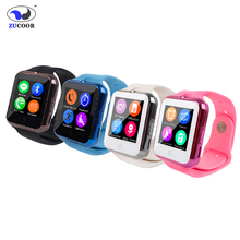 Kids Smart Watch Heart Rate Monitor Health Wrist Watch C88 Gsm Sim Tf Card for Children Boy Girl PK Q50 Dz09 GT08(China)