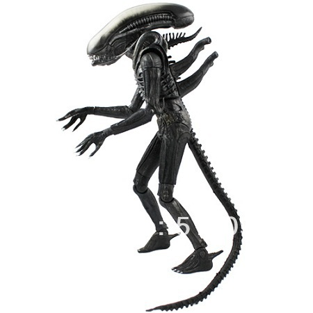 Free Shipping NECA Official 1979 Movie Classic Original Alien PVC Action Figure Collectible Toy Doll 7<br><br>Aliexpress
