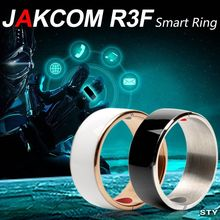 Smart Rings Wear Jakcom NFC Magic jewelry R3F For iphone Samsung HTC Sony LG IOS Android ios Windows black white  Couple Rings