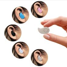 Mini Style Wireless Bluetooth Headphone S530 1pcs In-Ear V4.0 Stealth Earphone Phone Headset Handfree Universal for All Phone