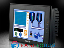 "7"" HMI 800*480 MT4404T Industrial Touch Screen with Free programming Cable&Software New"