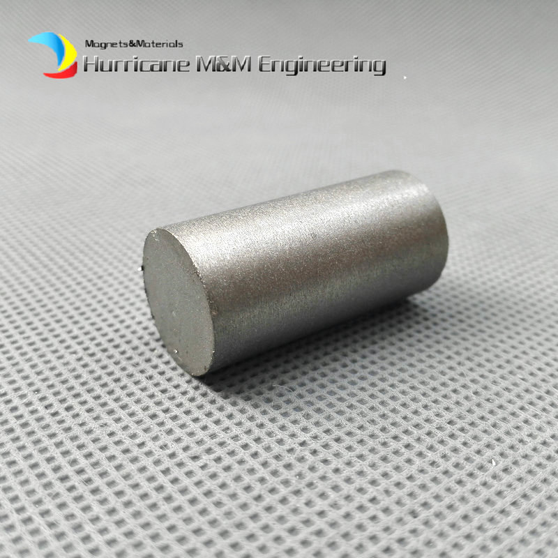 1 pack SmCo Magnet Disc Diameter 15x30 mm 0.59 Cylinder Grade YXG24H 350 Degree C High Temperature Permanent Rare Earth Magnets<br>
