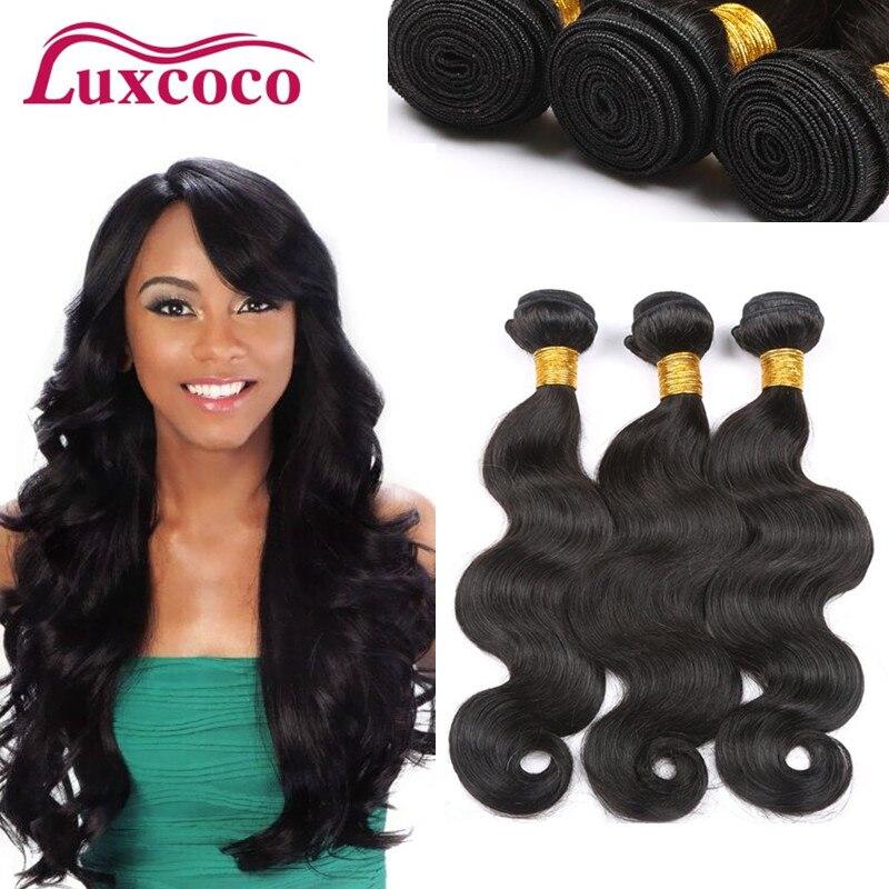 7A Brazilian Virgin Hair Body Wave 3Pcs/lot Wet and Wavy Human Hair Extension Brazilian Body Wave Best Quality Human Hair<br><br>Aliexpress