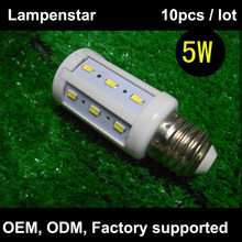 Buy led lamp e27 220v SMD 5730 LED lamp AC 110V 220V corn bulb, 24LEDs, LED corn bulb 5730SMD Chandelier lampenstar for $24.12 in AliExpress store