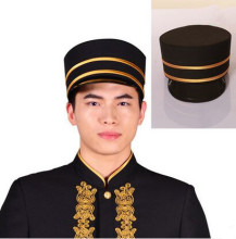 hotel staff uniform hat hotel service uniform hat hotel hat royal guard hat coast guard cap