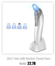 17 Hot USB Electric Facial Pore Cleaner Suction Nose Blackhead Remover Pimple Acne Extractor Tool Beauty Machine Skin Care 4