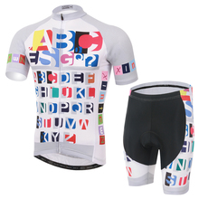 XINTOWN funny Cycling Jerseys White Cycling tld jersey 2017 maillot bicycle clothes wiggins Mountain Bicycle Wear Ropa Ciclismo(China)