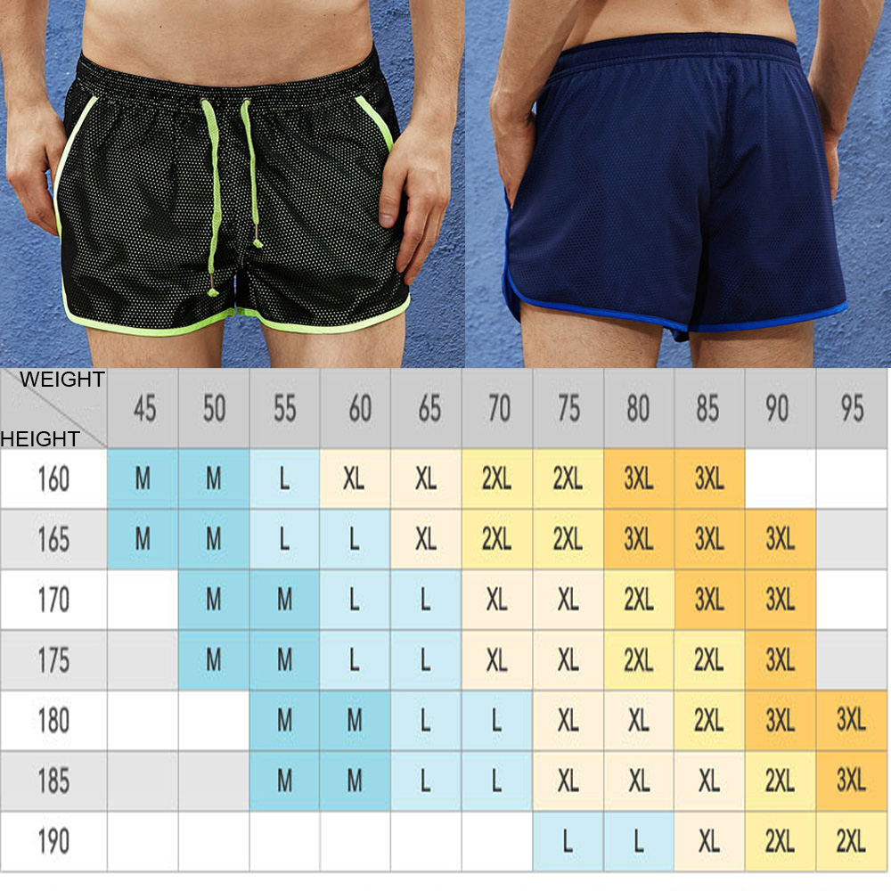 Mens Deadly Face Quick Drying Breathable Swim Trunks