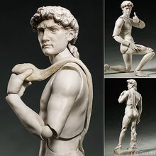 Figma SP-066 The Table Museum Davide di Michelangelo PVC Action Figure Collectible Model Toy 15cm