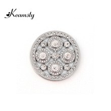 Keamsty Fashion Design Deluxe 25mm Silver Plated Valentine Special Limited Edition Coin Disc for My Coin Holder Pendant Necklace(China)