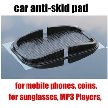 elegant high quality Car Non-slip Mat Anti-slip Dashboard Sticky Phone Pad Skid Proof Car Notebook pad Matphone Holder on dash