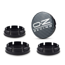 4x 56mm O.Z OZ RACING Auto Car Rim Wheel Center Hub Cap Emblem for Subaru Impreza Forester Outback Legacy WRX BRZ XV STI Exhaust(China)