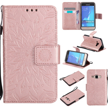 Buy Samsung galaxy J1 2016 Case Cover leather Stand Wallet Flip Phone case Protector Samsung galaxy J1 2016 Case Coque Capa for $6.35 in AliExpress store