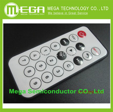 38khz MCU learning board IR remote control Infrared decoder for  protocol remote control For MP3 .MP4 Integrated Circuits